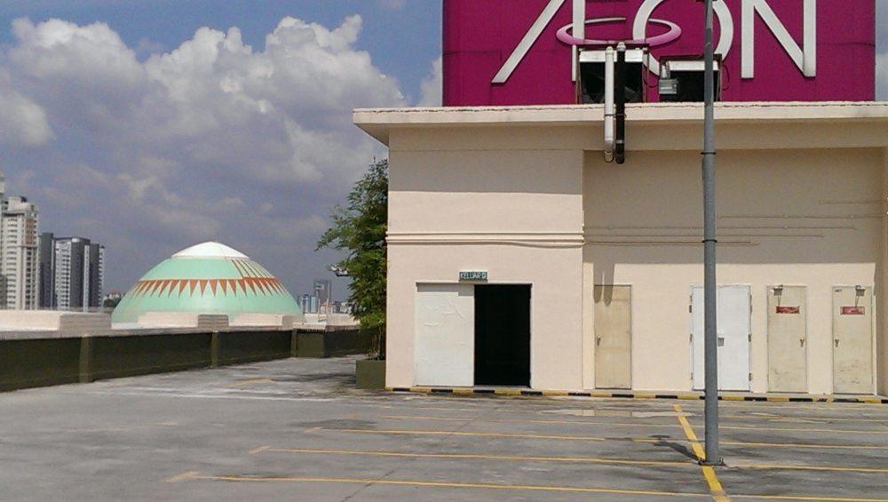 Sunway Group Sunway Pyramid Mall Carpark Cp7 Pjm Roofer